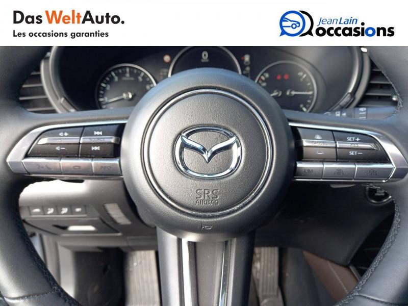 Mazda CX-30 CX-30 2.0L SKYACTIV-X M Hybrid 180 ch 4x4 BVA6 Exclusive 5p Gris occasion à Annemasse - photo n°12