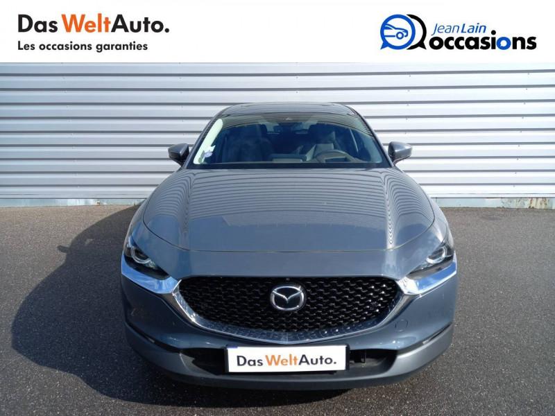 Mazda CX-30 CX-30 2.0L SKYACTIV-X M Hybrid 180 ch 4x4 BVA6 Exclusive 5p Gris occasion à Annemasse - photo n°2