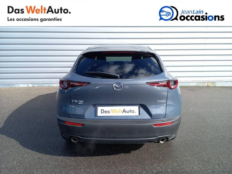 Mazda CX-30 CX-30 2.0L SKYACTIV-X M Hybrid 180 ch 4x4 BVA6 Exclusive 5p Gris occasion à Annemasse - photo n°6