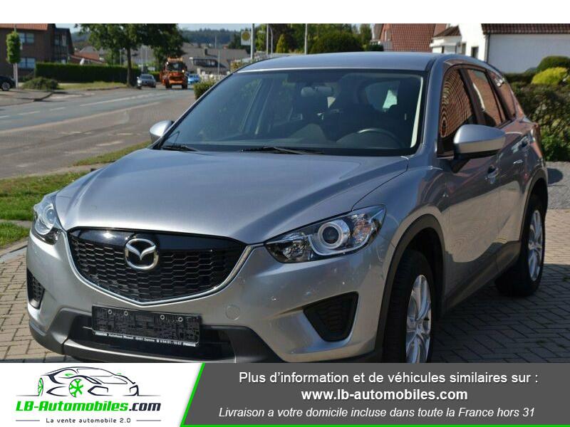 Mazda CX-5 2.0 SKYACTIV-G 165 ch 4x2 Argent occasion à Beaupuy