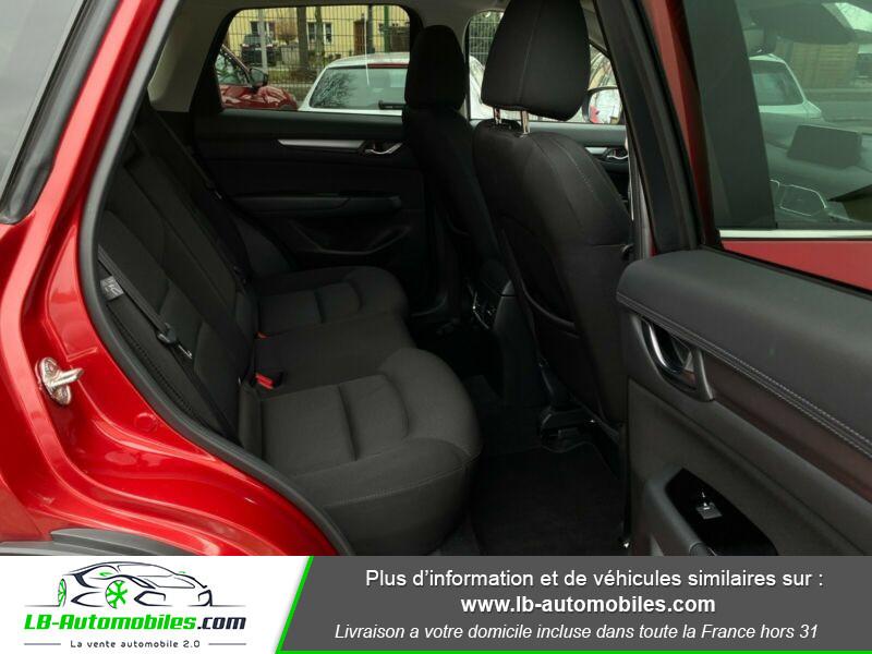 Mazda CX-5 2.0 SKYACTIV-G 165 ch 4x2 Rouge occasion à Beaupuy - photo n°9