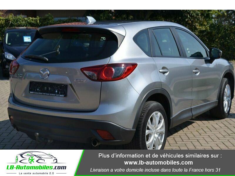 Mazda CX-5 2.0 SKYACTIV-G 165 ch 4x2 Argent occasion à Beaupuy - photo n°3