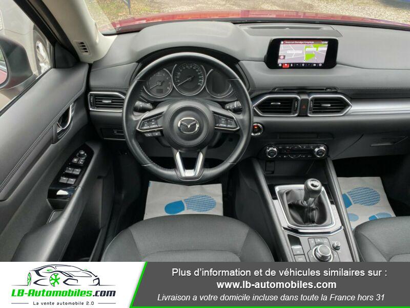Mazda CX-5 2.0 SKYACTIV-G 165 ch 4x2 Rouge occasion à Beaupuy - photo n°7