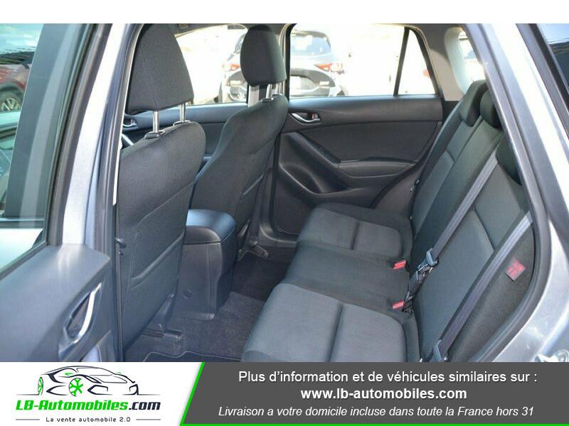 Mazda CX-5 2.0 SKYACTIV-G 165 ch 4x2 Argent occasion à Beaupuy - photo n°5