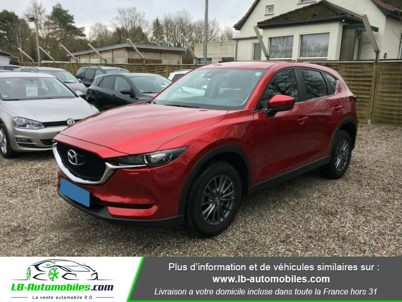 Mazda CX-5 2.0 SKYACTIV-G 165 ch 4x2 Rouge occasion à Beaupuy