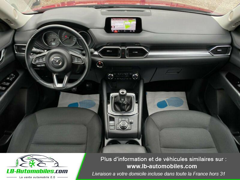 Mazda CX-5 2.0 SKYACTIV-G 165 ch 4x2 Rouge occasion à Beaupuy - photo n°2