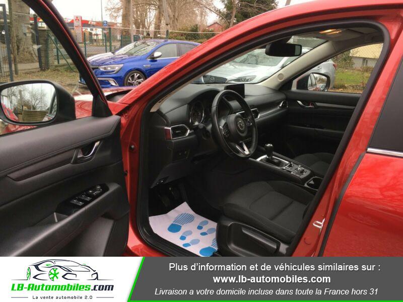 Mazda CX-5 2.0 SKYACTIV-G 165 ch 4x2 Rouge occasion à Beaupuy - photo n°6