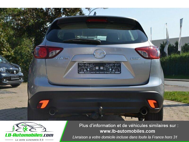 Mazda CX-5 2.0 SKYACTIV-G 165 ch 4x2 Argent occasion à Beaupuy - photo n°8