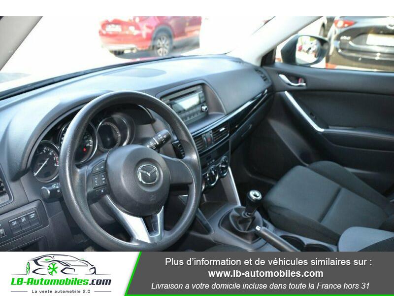 Mazda CX-5 2.0 SKYACTIV-G 165 ch 4x2 Argent occasion à Beaupuy - photo n°4