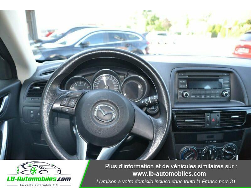 Mazda CX-5 2.0 SKYACTIV-G 165 ch 4x2 Argent occasion à Beaupuy - photo n°2