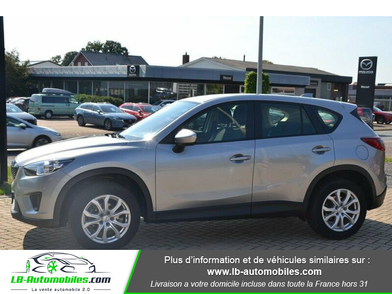 Mazda CX-5 2.0 SKYACTIV-G 165 ch 4x2 Argent occasion à Beaupuy - photo n°7