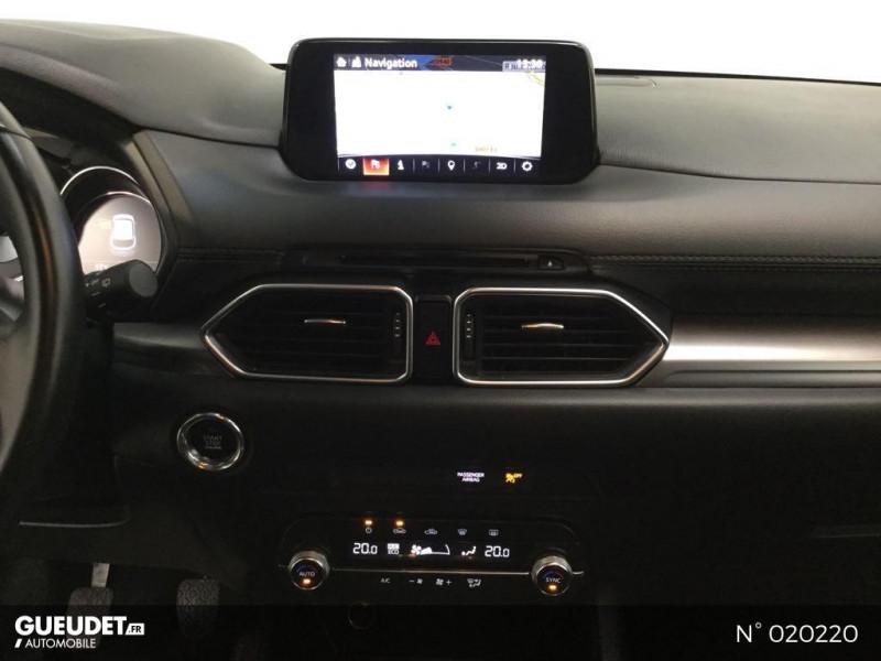 Mazda CX-5 2.0 SKYACTIV-G 165 Elégance 4x2 Euro6d-T Gris occasion à Saint-Léonard - photo n°15