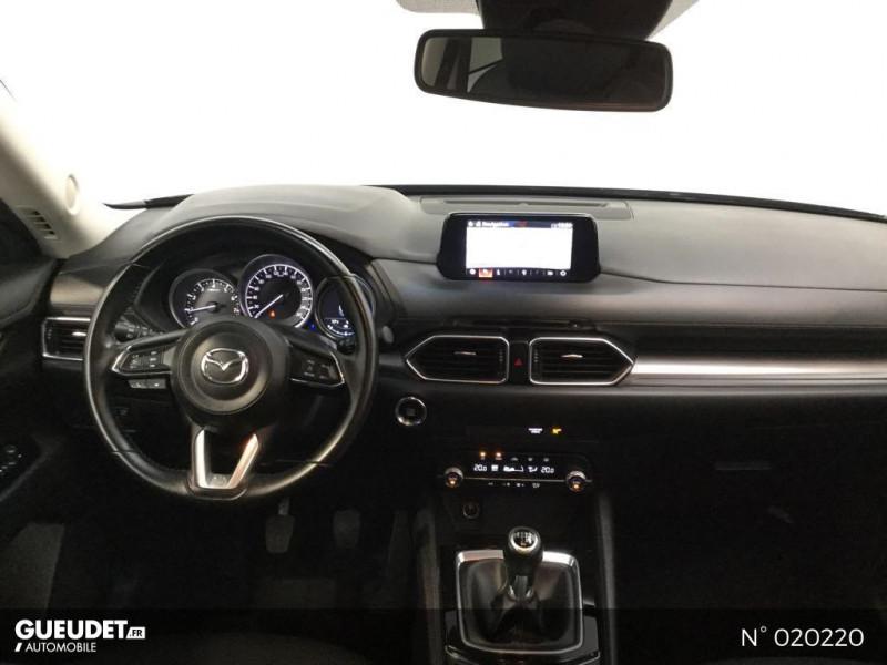 Mazda CX-5 2.0 SKYACTIV-G 165 Elégance 4x2 Euro6d-T Gris occasion à Saint-Léonard - photo n°4