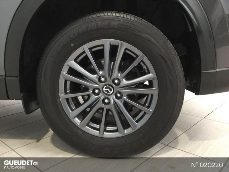 Mazda CX-5 2.0 SKYACTIV-G 165 Elégance 4x2 Euro6d-T Gris occasion à Saint-Léonard - photo n°10