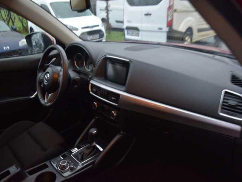 Mazda CX-5 2.0 SkyActiv-G 165 Rouge occasion à Beaupuy - photo n°5