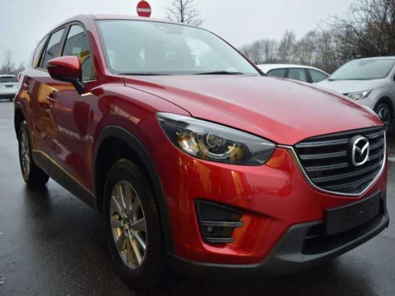 Mazda CX-5 2.0 SkyActiv-G 165 Rouge occasion à Beaupuy
