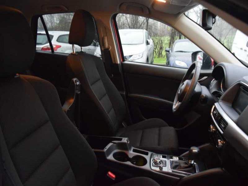 Mazda CX-5 2.0 SkyActiv-G 165 Rouge occasion à Beaupuy - photo n°6