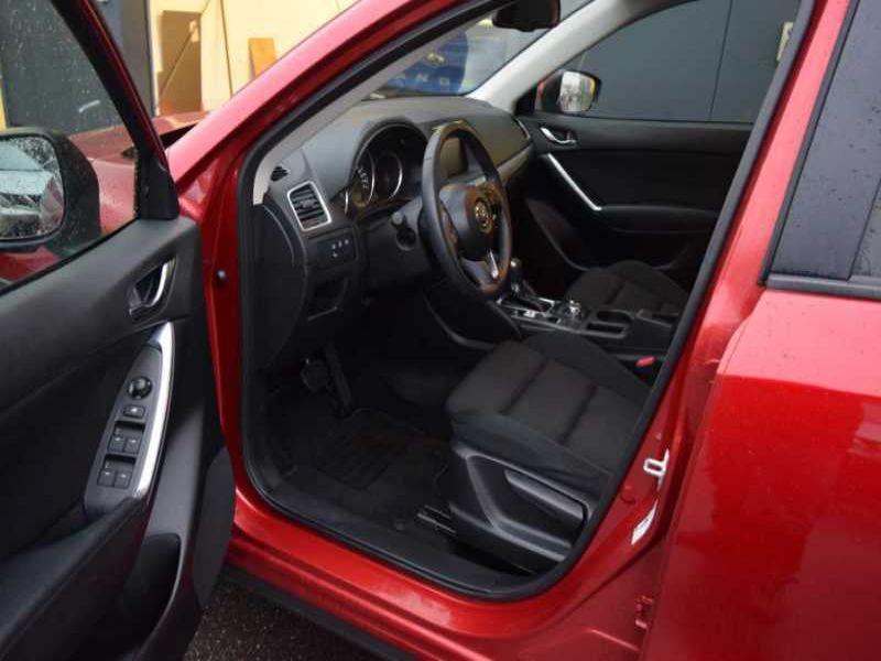 Mazda CX-5 2.0 SkyActiv-G 165 Rouge occasion à Beaupuy - photo n°4