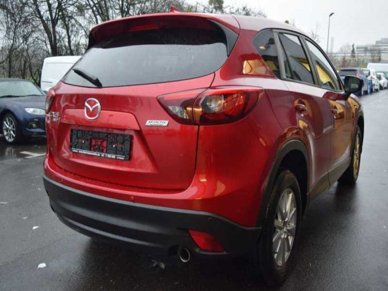 Mazda CX-5 2.0 SkyActiv-G 165 Rouge occasion à Beaupuy - photo n°3