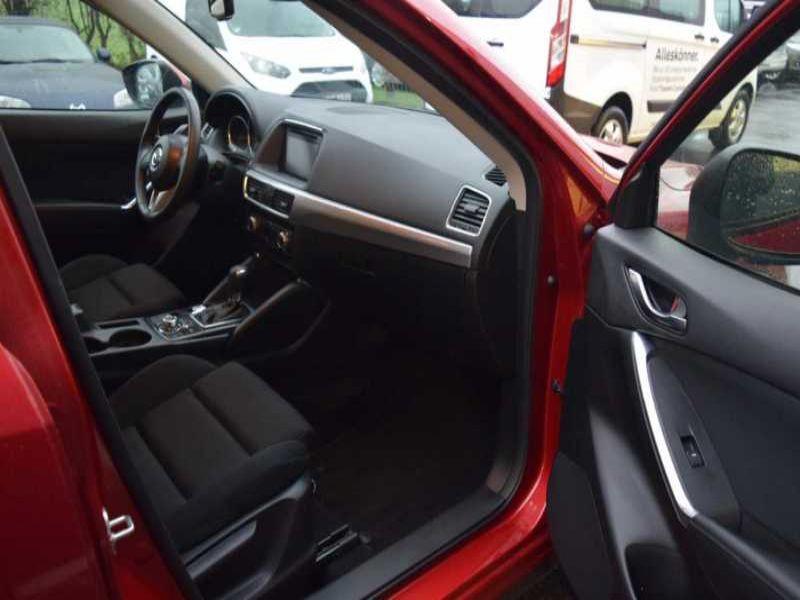 Mazda CX-5 2.0 SkyActiv-G 165 Rouge occasion à Beaupuy - photo n°7