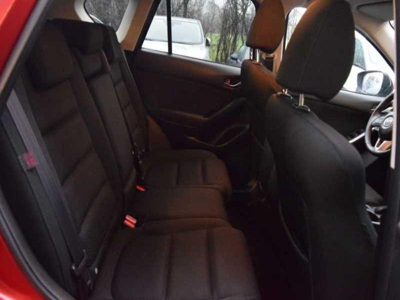 Mazda CX-5 2.0 SkyActiv-G 165 Rouge occasion à Beaupuy - photo n°8