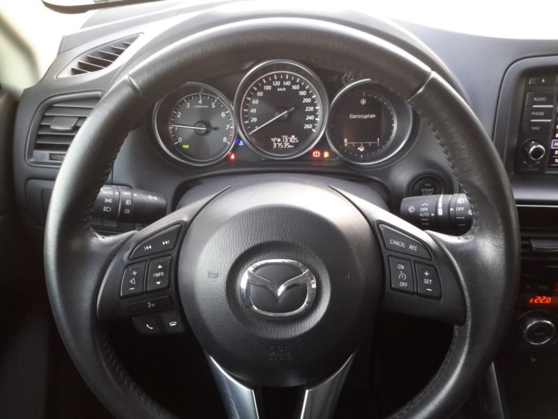 Mazda CX-5 2.0 SkyActiv-G 165 Argent occasion à Beaupuy - photo n°2