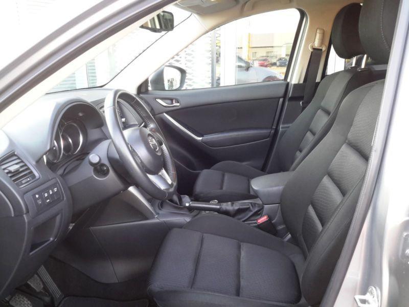 Mazda CX-5 2.0 SkyActiv-G 165 Argent occasion à Beaupuy - photo n°4