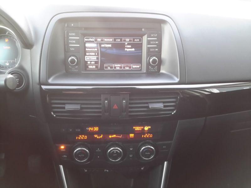 Mazda CX-5 2.0 SkyActiv-G 165 Argent occasion à Beaupuy - photo n°5