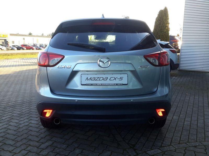 Mazda CX-5 2.0 SkyActiv-G 165 Argent occasion à Beaupuy - photo n°8