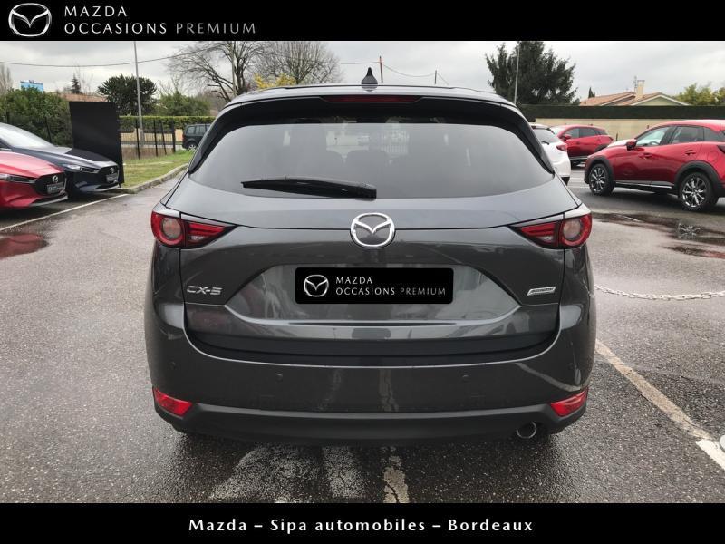Mazda CX-5 2.2 SKYACTIV-D 150 Dynamique 4x2 Euro6d-T  occasion à Mérignac - photo n°3