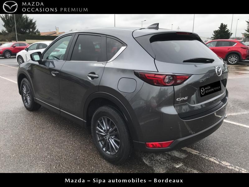 Mazda CX-5 2.2 SKYACTIV-D 150 Dynamique 4x2 Euro6d-T  occasion à Mérignac - photo n°6