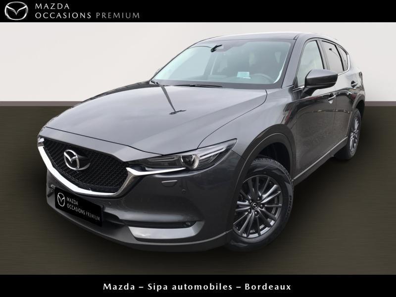 Mazda CX-5 2.2 SKYACTIV-D 150 Dynamique 4x2 Euro6d-T  occasion à Mérignac
