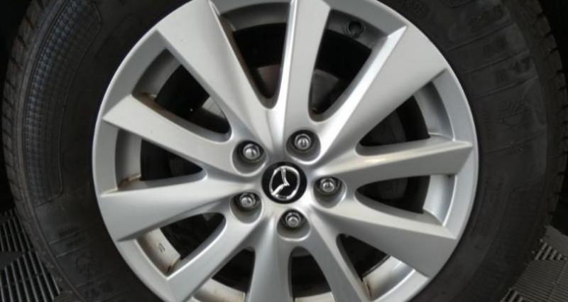 Mazda CX-5 2.2 SKYACTIV-D 150 Dynamique 4x2 Blanc occasion à TOURLAVILLE - photo n°5