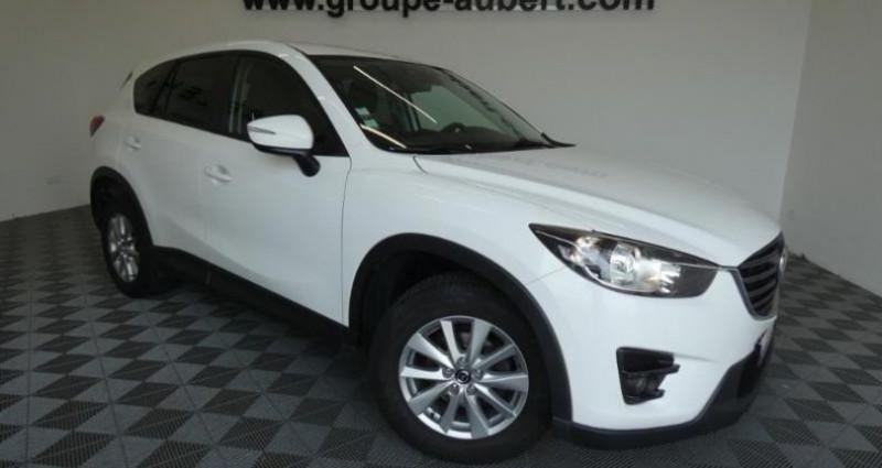 Mazda CX-5 2.2 SKYACTIV-D 150 Dynamique 4x2 Blanc occasion à TOURLAVILLE