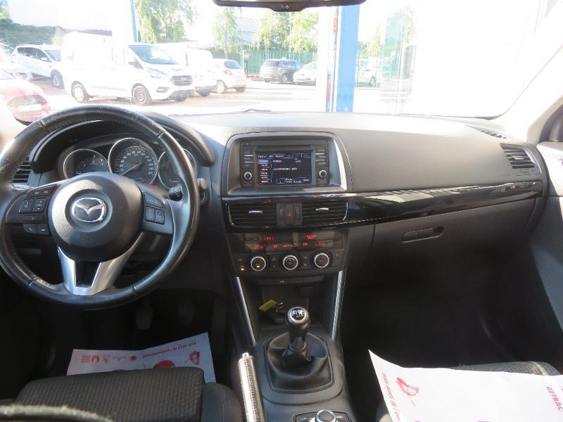 Mazda CX-5 2.2 SKYACTIV-D 150 Dynamique 4x2 Blanc occasion à Auxerre - photo n°10