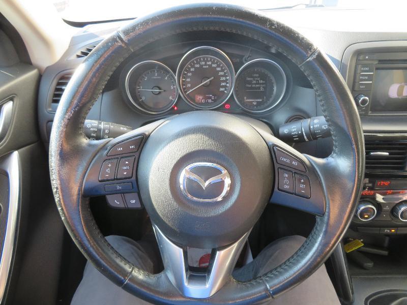 Mazda CX-5 2.2 SKYACTIV-D 150 Dynamique 4x2 Blanc occasion à Auxerre - photo n°15