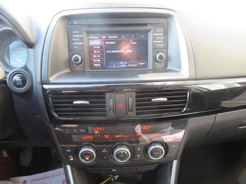Mazda CX-5 2.2 SKYACTIV-D 150 Dynamique 4x2 Blanc occasion à Auxerre - photo n°13