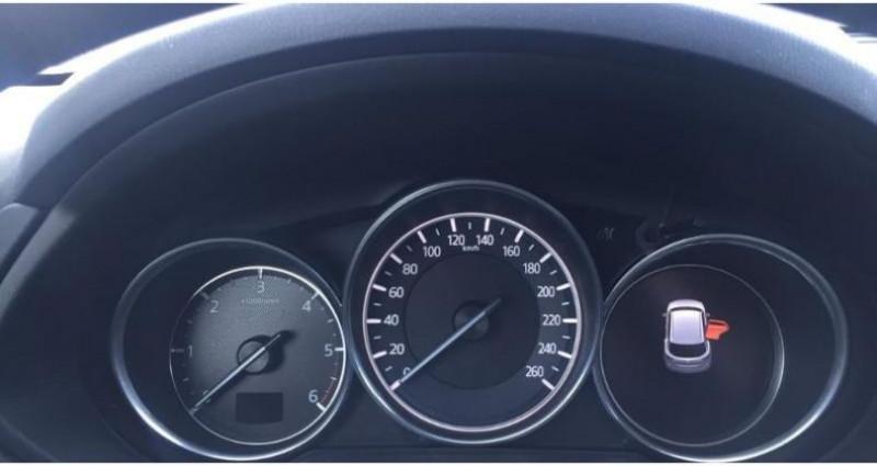 Mazda CX-5 2.2 SKYACTIV-D 150 Dynamique 4x4 BVA Noir occasion à SAINT OUEN L'AUMONE - photo n°7