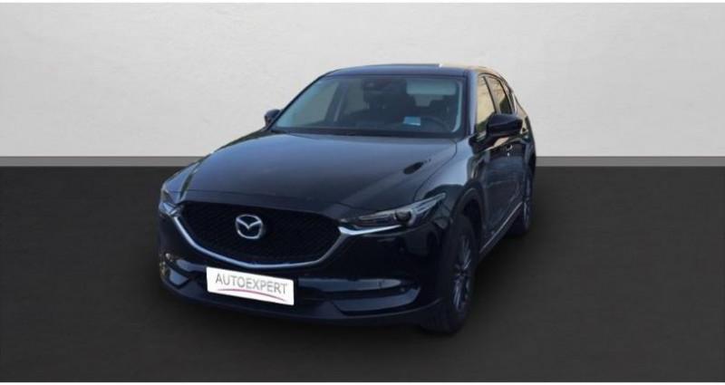 Mazda CX-5 2.2 SKYACTIV-D 150 Dynamique 4x4 BVA Noir occasion à SAINT OUEN L'AUMONE