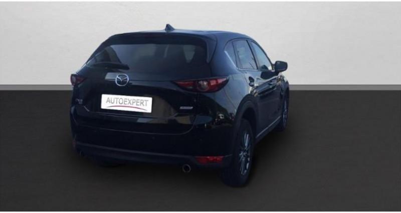 Mazda CX-5 2.2 SKYACTIV-D 150 Dynamique 4x4 BVA Noir occasion à SAINT OUEN L'AUMONE - photo n°2