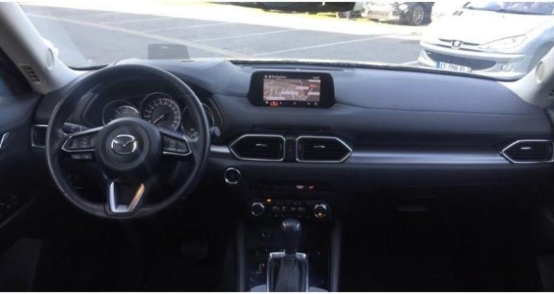 Mazda CX-5 2.2 SKYACTIV-D 150 Dynamique 4x4 BVA Noir occasion à SAINT OUEN L'AUMONE - photo n°6