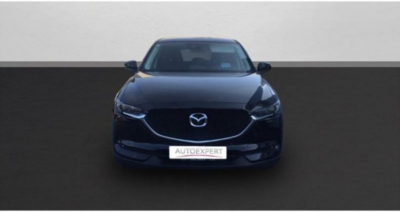 Mazda CX-5 2.2 SKYACTIV-D 150 Dynamique 4x4 BVA Noir occasion à SAINT OUEN L'AUMONE - photo n°3
