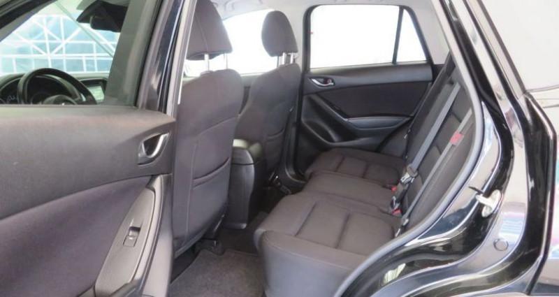Mazda CX-5 2.2 skyactiv-d 150 dynamique plus Noir occasion à VILLE LA GRAND - photo n°5