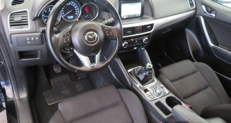 Mazda CX-5 2.2 skyactiv-d 150 dynamique plus Noir occasion à VILLE LA GRAND - photo n°4