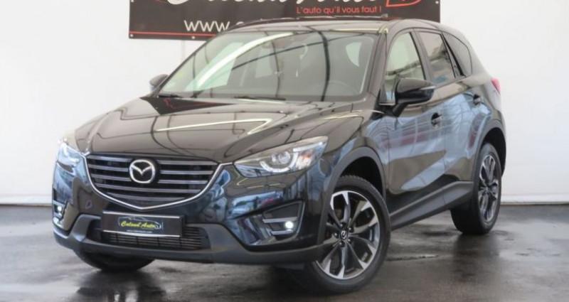 Mazda CX-5 2.2 skyactiv-d 150 dynamique plus Noir occasion à VILLE LA GRAND