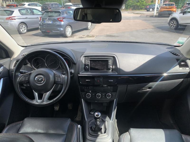 Mazda CX-5 2.2 SKYACTIV-D 150 ELEGANCE 4X4 Gris occasion à Malemort-sur-Corrèze - photo n°8