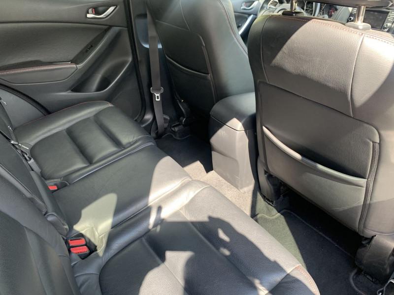 Mazda CX-5 2.2 SKYACTIV-D 150 ELEGANCE 4X4 Gris occasion à Malemort-sur-Corrèze - photo n°7