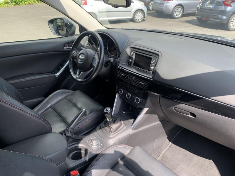 Mazda CX-5 2.2 SKYACTIV-D 150 ELEGANCE 4X4 Gris occasion à Malemort-sur-Corrèze - photo n°6