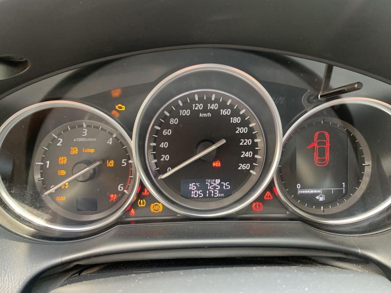 Mazda CX-5 2.2 SKYACTIV-D 150 ELEGANCE 4X4 Gris occasion à Malemort-sur-Corrèze - photo n°12