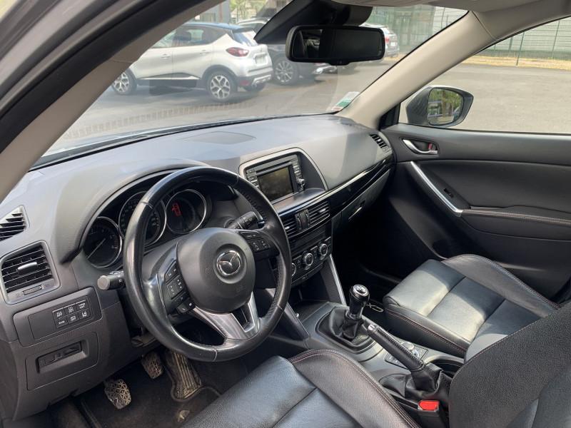 Mazda CX-5 2.2 SKYACTIV-D 150 ELEGANCE 4X4 Gris occasion à Malemort-sur-Corrèze - photo n°10